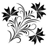 Decorative ornament Royalty Free Stock Image