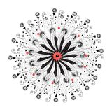 Decorative ornament Royalty Free Stock Images