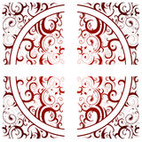 Decorative ornament Stock Images