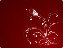 Decorative ornament. Decorative rasterized vector ornament Stock Photography