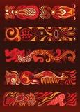 Decorative Ornament Elements Royalty Free Stock Photo