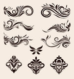 Decorative Ornament Royalty Free Stock Photography