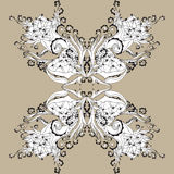 Decorative ornament Royalty Free Stock Image