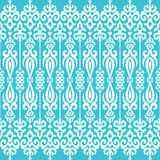 Decorative ornamental background in oriental style Royalty Free Stock Images