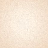 Decorative Ornamental Beige Background Royalty Free Stock Image