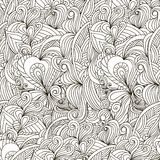 Decorative ornamental seamless pattern Stock Photography