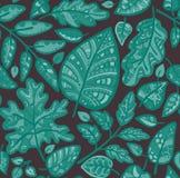 Decorative ornamental seamless pattern. Endless elegant texture Stock Photo