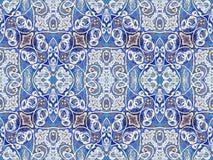 Decorative Ornate Pattern Royalty Free Stock Photos