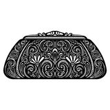 Decorative Ornate Women's Purse Royalty Free Stock Photos
