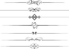 Decorative page dividers