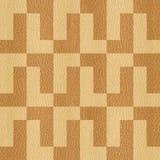 Decorative paneling pattern - Continuous replication. Decorative paneling pattern - seamless background - Fine natural structure - cassette floor - Continuous Stock Image