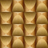Decorative paneling pattern - seamless texture - White Oak wood Stock Photography
