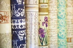 Decorative paper Royalty Free Stock Images