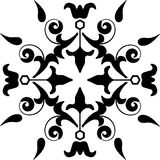 Decorative pattern  02 Royalty Free Stock Photos