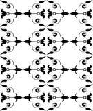 Decorative pattern 08 Royalty Free Stock Photos