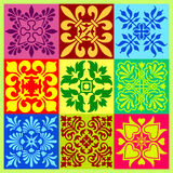 Decorative pattern Stock Photos