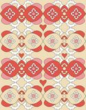 Decorative pattern Stock Photo