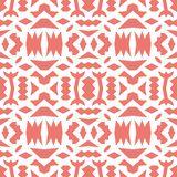 Decorative pattern for the background, tile and textiles. stock illustration