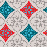 Decorative pattern. Royalty Free Stock Photos