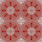 Decorative pattern, interlaced lines, the combination of fragments of images. Stock Photo