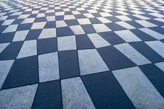 Decorative pavement background Royalty Free Stock Images