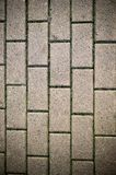 Decorative paving tile. background, texture, pattern. Royalty Free Stock Photography