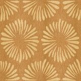 Decorative petals - Interior wallpaper - seamless background. Wooden texture Royalty Free Stock Images