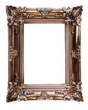 Decorative picture frame Stock Image