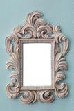 Decorative picture frame  Stock Photo