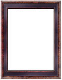 Decorative picture frame Royalty Free Stock Photos