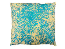 Decorative pillow with abstract pattern Stock Photos