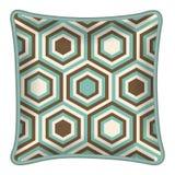 Decorative pillow Stock Photo