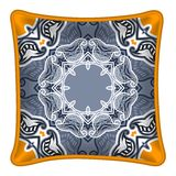 Decorative pillow Royalty Free Stock Photo