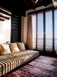 Decorative pillow natural Fabric Stock Photos