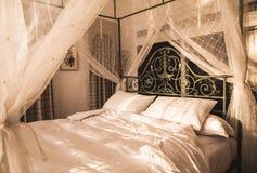 Decorative pillow natural Fabric Stock Photography