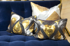 Decorative pillow Royalty Free Stock Photo