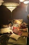 Decorative Pillows Stock Photography