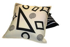 Decorative pillows Stock Photos