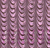 Decorative pink fabric Royalty Free Stock Photo