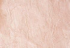Decorative pink wallpaper stock photo