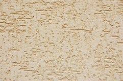 Decorative plaster Stock Image