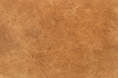Decorative plaster. Beautiful decorative plaster brown pattern Stock Images