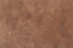 Decorative plaster. Beautiful decorative plaster brown pattern Stock Image