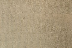 Decorative plaster. Beautiful decorative plaster brown pattern Royalty Free Stock Photos