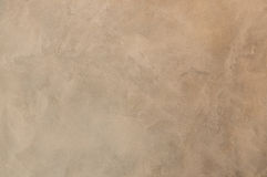 Decorative plaster. Beautiful decorative plaster gray pattern Stock Photography