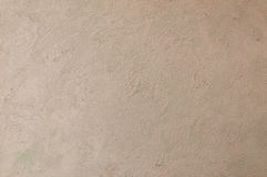 Decorative plaster. Beautiful decorative plaster gray pattern Stock Image