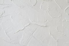 Decorative plaster effect Royalty Free Stock Photos