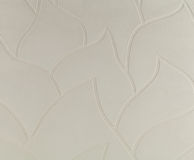 Decorative plaster with marked relief in the modern style Royalty Free Stock Image