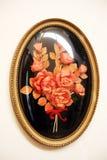 Decorative plastic flowers Stock Images