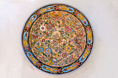 Decorative plate Royalty Free Stock Images